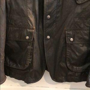 J Lindenberg Faux Distressed Leather Jacket